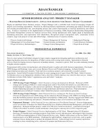 experienced business analyst resumes template experienced business analyst resumes