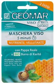Geomar <b>Питательная маска для лица</b> в натуральным... — купить ...