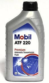 Купить <b>Масло трансмиссионное Mobil</b> ATF 220, 1 л с доставкой ...