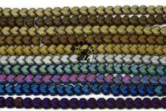Chips <b>Electroplated Natural Quartz Crystal</b> Beads Strands G-N0128 ...