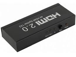 <b>Сплиттер Orient HDMI 4K</b> - Чижик