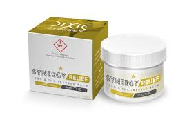 Synergy THC and CBD <b>Relief</b> Balm brought by Dixie Elixirs