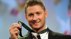 Michael Clarke wins our prestigious Player of the Year award for a second ... - Michael-Clarke1
