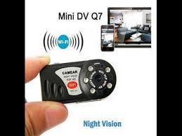 q7 mini ip <b>camera</b> + subtitles - YouTube