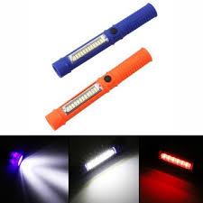 5w portable <b>mini led</b> cob inspection work pen light battery powered ...
