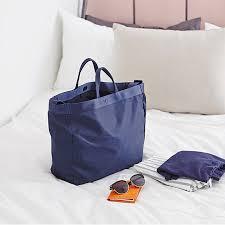 <b>2Pcs</b>/<b>set Waterproof</b> Travel <b>Bag</b> Men Portable Duffle <b>Bag</b> Women ...