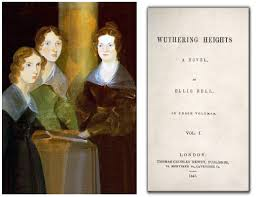 nicely abridged books wuthering heights anne emily and charlotte bronteuml painted by their brother branwell