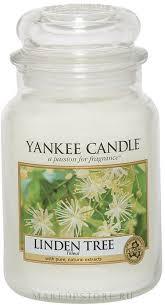 "Yankee Candle <b>Linden Tree</b> - <b>Ароматическая свеча</b> ""Липа ..."
