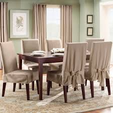 Dining Room Chair Seat Slipcovers Dining Room Chair Slip Covers Home Decorations