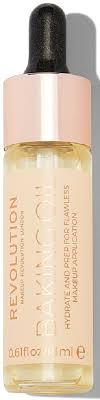 Makeup Revolution <b>Масло для лица Baking</b> Oil, 18 мл — купить в ...