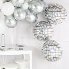 <b>disco balloons</b> | Disco theme parties, Disco theme, Disco party