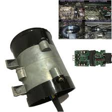 1Set <b>35000RPM Electric Car</b> Supercharger Turbo Air Boost Fan w ...
