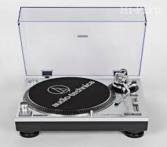 Обзор <b>винилового проигрывателя Audio</b>-<b>Technica</b> AT-LP120 USB