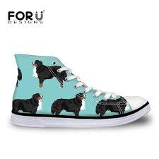 <b>FORUDESIGNS</b> Children's Sneakers <b>Bernese Mountain</b> Dog ...