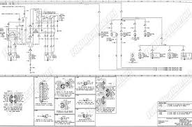 ford motor parts diagram 4 9 l 1986 petaluma 1973 1979 ford truck wiring diagrams schematics fordificationnet