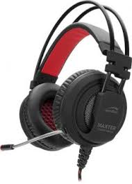<b>MAXTER STEREO</b> HEADSET - FOR PS4, BLACK