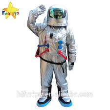 <b>Space Suit Mascot Costume</b>