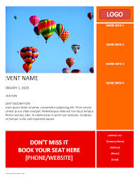 flyer template word best photos of templates microsoft event it