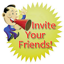 Image result for Invite your friends