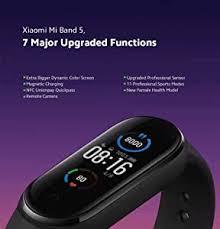 <b>Xiaomi</b> Mi Band 5 Smart <b>Bracelet</b> 4 colori AMOLED Screen: Amazon ...