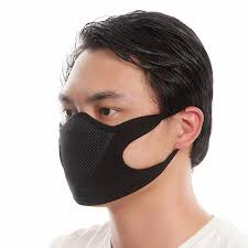 Protective Clothing Simple Shark Anti Dust <b>Mask</b> Anti Pollution ...