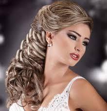 للشعر الطويلتسريحات جميلة لعروس 2013 فى ليلة عمرهاأفضل تسريحات الشعرفي