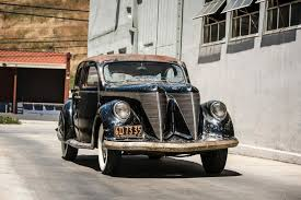 Зачем Lincoln Zephyr V12 «Twin <b>Grille</b>» две <b>решетки радиатора</b> ...