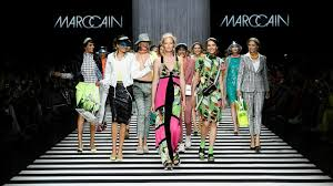 Marc Cain <b>FASHION</b> SHOW Spring/<b>Summer 2020</b> @ <b>Fashion</b> Week ...