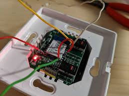 <b>SmartLife</b>/<b>Tuya WiFi</b> light switch with Tasmota and nymea - Hackster.io