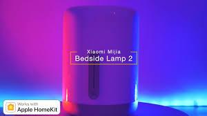 Умный прикроватный <b>светильник Xiaomi Mijia</b> Bedside Lamp 2 с ...