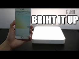 Yeelight Smart LED <b>Ceiling Light</b> - GearBest - YouTube