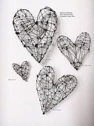fourhearts | Wire ornaments, Wire art, Barbed wire art