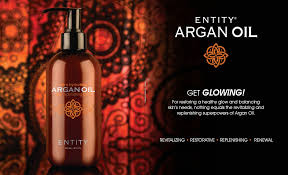 Introducing Entity <b>Argan Oil</b> - New for 2019 - Entity Beauty UK