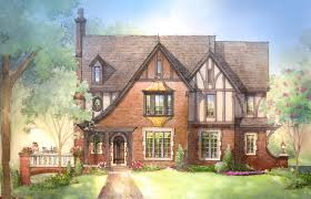 Amazing english tudor cottage house plansHouse styles the look of the american home