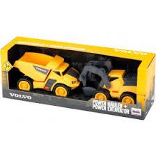 <b>Самосвал</b> + Экскаватор <b>Klein Volvo</b> (2416) в магазине ...