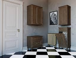 <b>Подвесной шкаф</b> из массива <b>ValenHouse Лиора</b> 40 <b>подвесной</b> ...