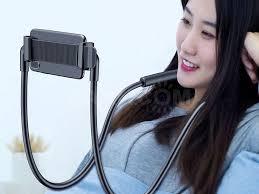 <b>Держатель</b>-подставка на шею для смартфона <b>Baseus New Neck</b> ...