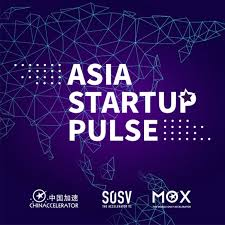 Asia Startup Pulse
