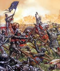 the created agincourt in literature extract from agincourt the charge of the french army at the battle of formigny hundred years war