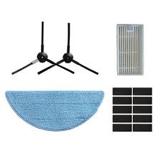 <b>Sweeper Accessories Set Main</b> Roller Filter Side Brush for Xiaomi ...