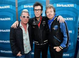 Listen to <b>Stray Cats live</b> concert in Long Island on SiriusXM | Brian ...