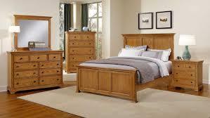 wood bedroom furniture set