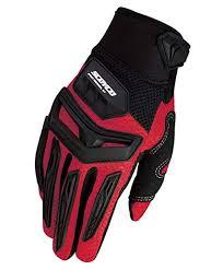 CRAZY AL'S SCOYCO MX54 <b>Gloves Professional Motorcycle</b>
