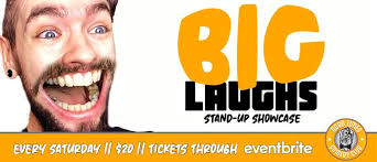 <b>Big</b> Laughs - <b>Stand</b>-<b>Up</b> Showcase - Christchurch - Eventfinda