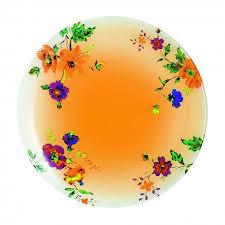 Тарелка обеденная Luminarc Maritsa <b>Orange</b> - J7685 | Посуда и ...