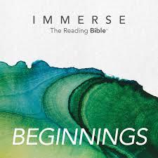 Immerse: Beginnings – 16 Week Reading Plan