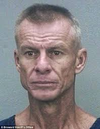 Captured: Florida fugitive Martin James Malone, 50, was arrested in Ecuador after a - article-2125612-127AC2B7000005DC-776_468x600