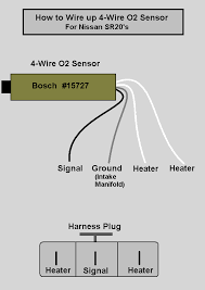 4 wire sensor wiring diagram 4 image wiring diagram 4 wire o2 sensor wiring diagram wirdig on 4 wire sensor wiring diagram
