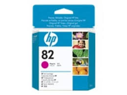 <b>HP 82 Magenta</b> Original Ink Cartridge - Standard Yield <b>28ml</b> ...