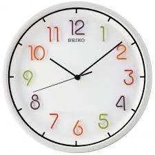 Купить <b>настенные часы Seiko QXA447HN</b>-Z - оригинал в ...
